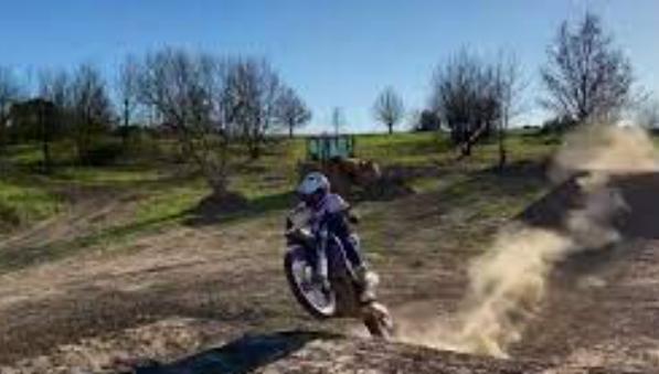 Course sur prairie, Motocross et quad à Técou le 5 et 6 juin 2021